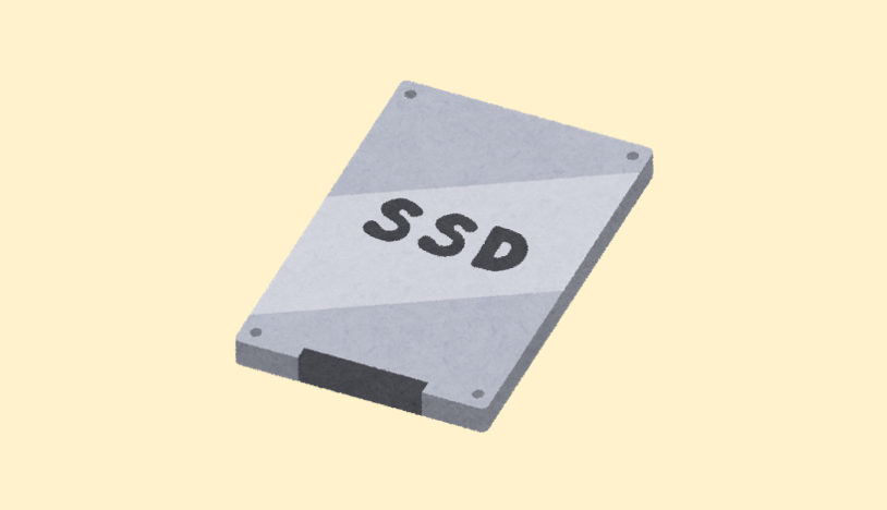 "<span class=""entry-title-primary"">SSD(エスエスディー)</span> <span class=""entry-subtitle"">半導体素子を使った HDD に代わる記憶装置</span>"